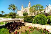 Monte Carlo Casino and Opera House — Stock Photo
