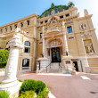 Monte Carlo Casino and Opera House — ストック写真