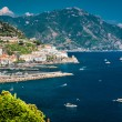 View of Amalfi — Stockfoto