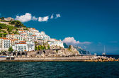 View of Amalfi. Italy — Stock Photo