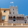 Part of Prince's Palace of Monaco — Stock Photo