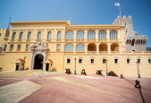Princes Palace of Monaco — Stock Photo