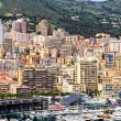 Amazing view of Monaco city — Stock Photo