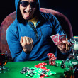 Poker player — Stock Photo #30483267