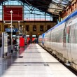 Marseille St. Charles railway station, France — Stock Photo