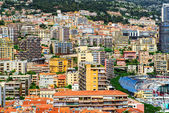 View of the Principality of Monaco — Stock Photo