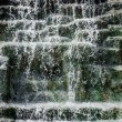 Detail of waterfall — Stock Photo