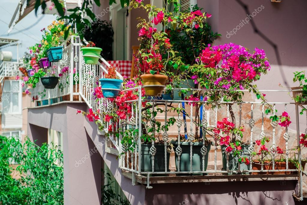Сад на балконе: 10 оригинальных способов украсить ваш дом по.