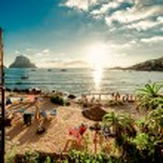 View of Cala d'Hort Beach, Ibiza — Stock Photo #32738417