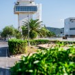 Control tower of Ibiza airport. Spain — Stock Photo