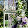 Beautiful wedding decoration — Stock Photo #34976077
