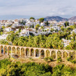 Amazing panoramic view of the Nerja. — Stock Photo