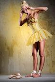 Ballerina — Stock Photo
