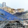 Stock Photo: Preparation to Formul1 Monaco Grand Prix