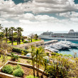 Stockfoto: Monte Carlo harbor