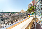 Preparation to Formula 1 Monaco Grand Prix — Stock Photo