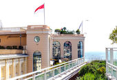 Monte Carlo. Principality of Monaco — Stock Photo