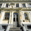 Facade of Art Nouveau building — Stockfoto #41914527