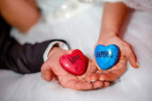 Love and happiness — Stock Photo