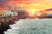 Picturesque view of Cadiz — Stock Photo