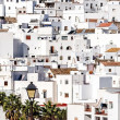 Vejer de la Frontera rooftops. Costa de la Luz, Spain — Stock Photo #43824515