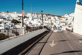 Vejer de la Frontera. Costa de la Luz, Spain — Stock Photo