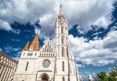 Matthias-kyrkan. budapest, ungern — Stockfoto