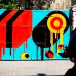 Blank Canvas street-art festival — Stock Photo