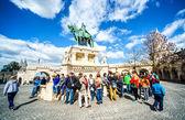 Budapest city — Stock Photo