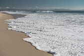 Barbate beach. Cadiz, southwestern Spain — Stock Photo
