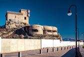 Castillo de Santa Catalina. Tarifa, Spain — Stock Photo