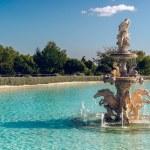 Neptune Fountain — Stock Photo #47693717