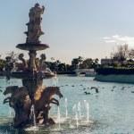Neptune Fountain — Stock Photo #47693721