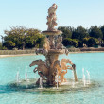 Neptune Fountain — Stock Photo #47693731