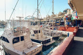 Puerto Marina — Stock Photo