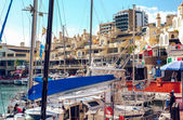 Puerto Marina — Zdjęcie stockowe