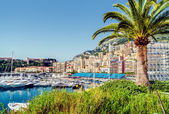 Port Hercules. Principality of Monaco — Stock Photo