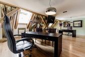 Interior of luxury private office — Stock Photo