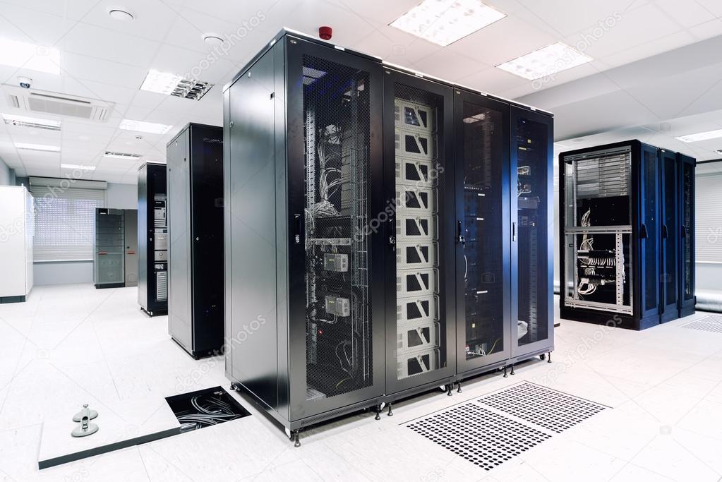 Server Room Photography : Server room — stock photo amoklv