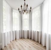 Elegant room interior — Stock Photo