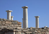 Delos island — Stock Photo