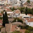 View on Athens from Acropolis hill — Stock Photo