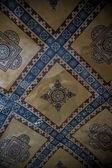 Restaurati mosaici all'interno della basilica di santa sofia — Foto Stock