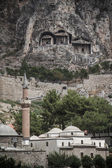 Traditional Mosque in Amasya, Turkey — Stock Photo