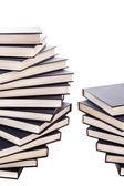 Piles of Blue Books — Zdjęcie stockowe