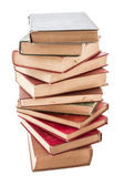 Pile of Weathered Old Books — Foto Stock