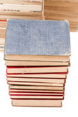 Pile of Weathered Old Books — Stockfoto
