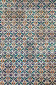 Ottoman Wall Tile from Topkapi Palace — Stock Photo