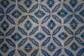 Ottoman Wall Tile from Topkapi Palace — ストック写真