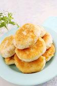 Fried patties — Stock Photo